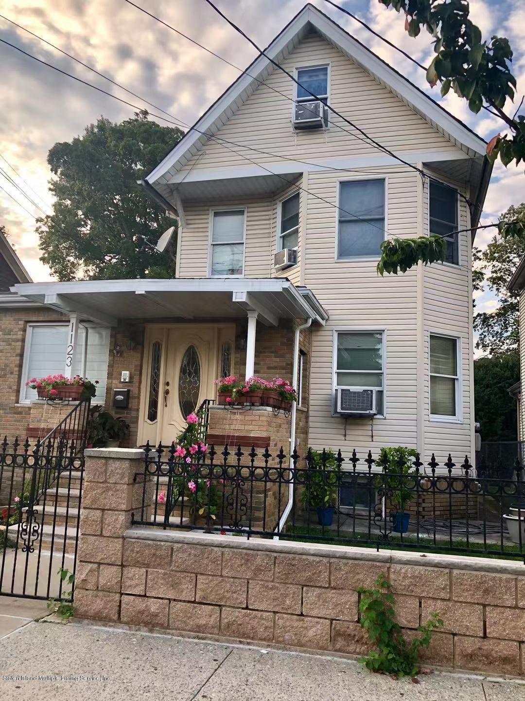 Single Family - Detached 1123 Forest Avenue  Staten Island, NY 10310, MLS-1131376-2