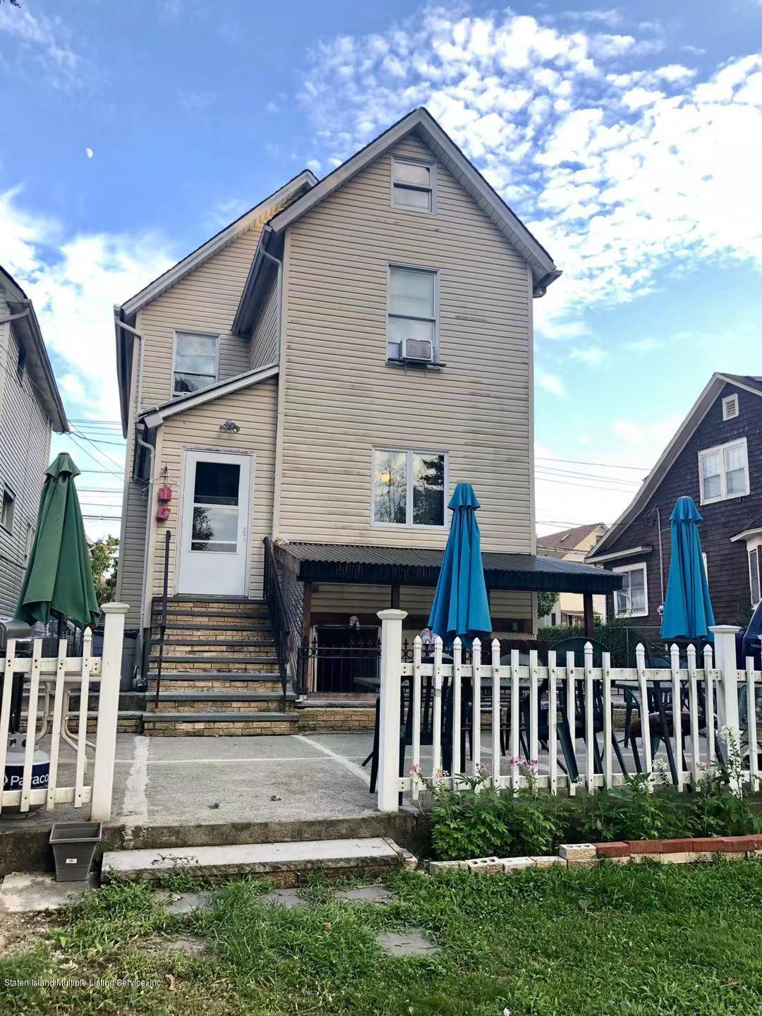 Single Family - Detached 1123 Forest Avenue  Staten Island, NY 10310, MLS-1131376-18