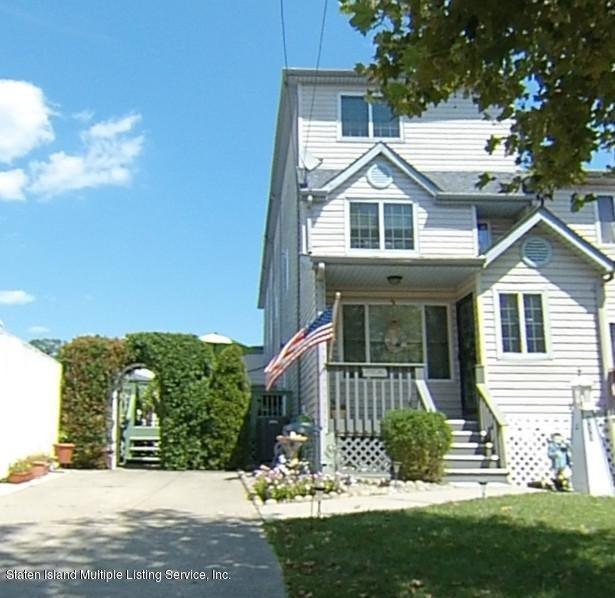 Single Family - Semi-Attached in Tottenville - 315 Loretto Street  Staten Island, NY 10307