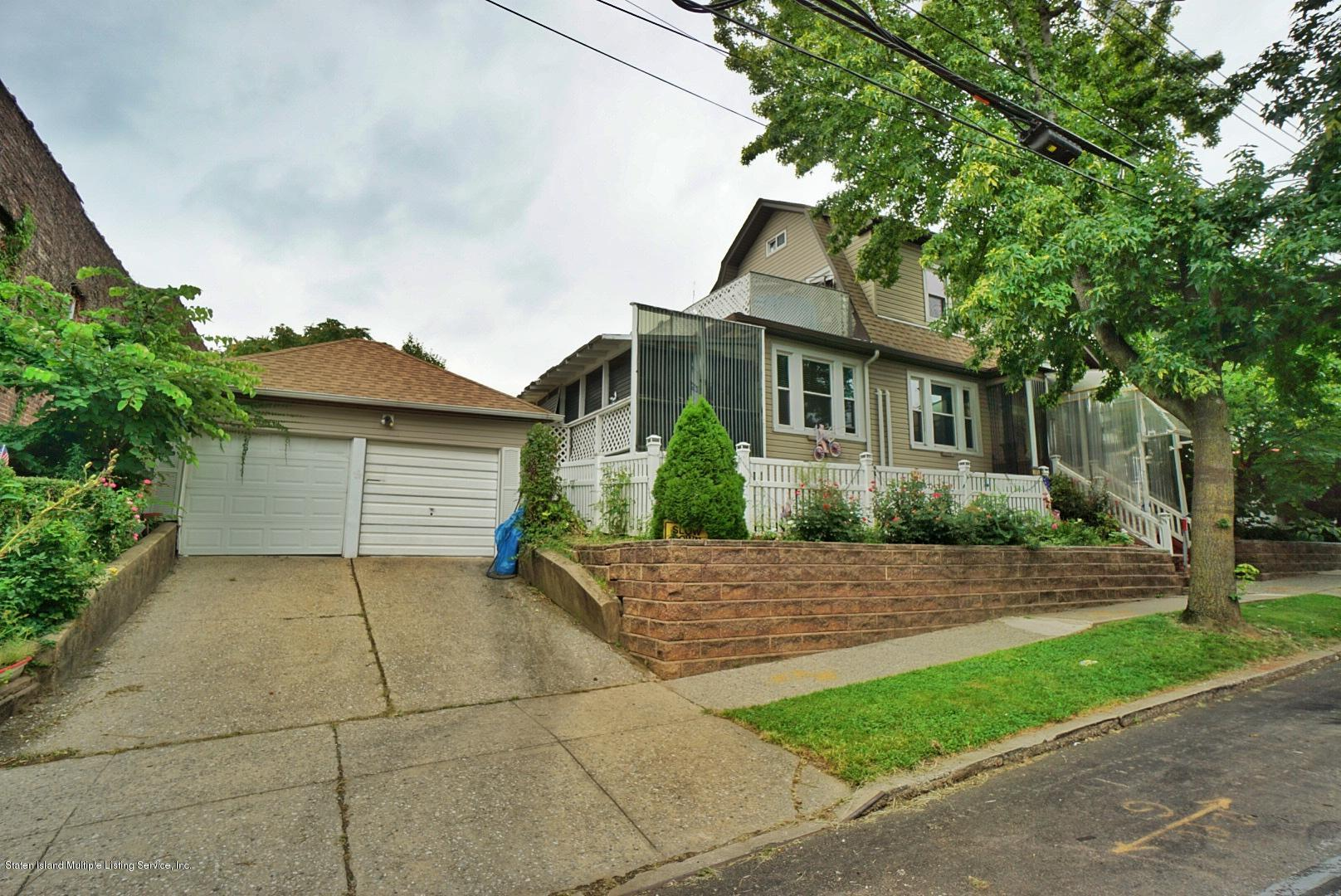 Two Family - Detached 105 Hatfield Place  Staten Island, NY 10302, MLS-1131441-2
