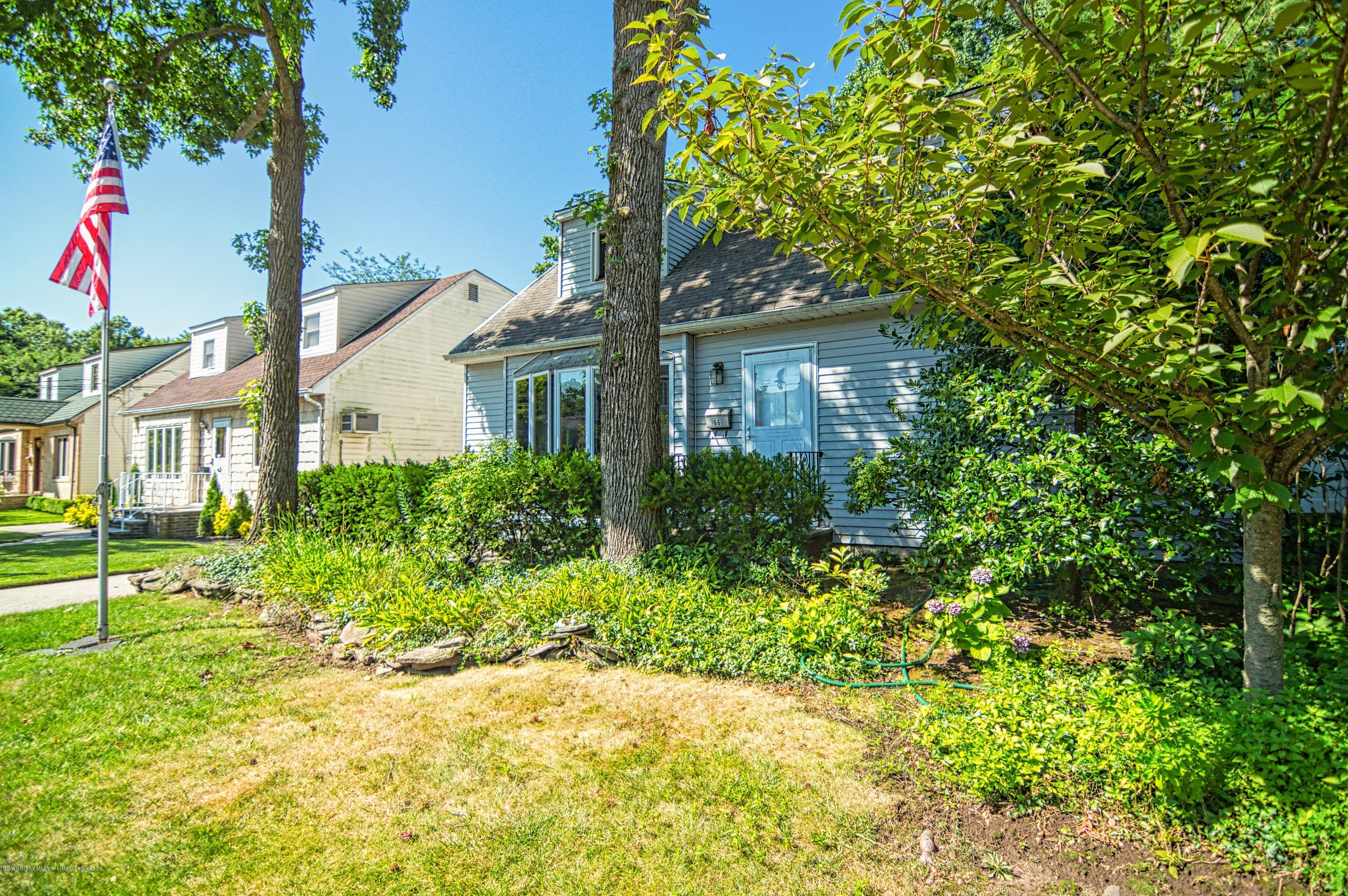 Single Family - Detached 66 Shafter Avenue  Staten Island, NY 10308, MLS-1131442-21
