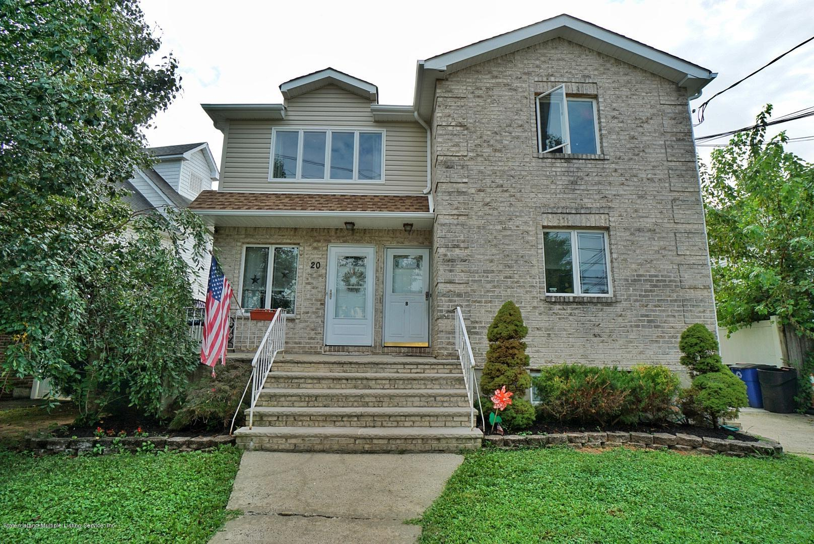 Two Family - Detached in Tottenville - 20 Sprague Avenue  Staten Island, NY 10307