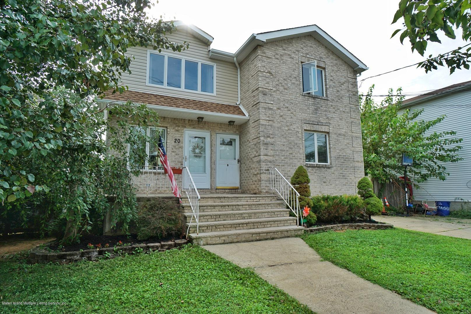 Two Family - Detached 20 Sprague Avenue  Staten Island, NY 10307, MLS-1131507-2