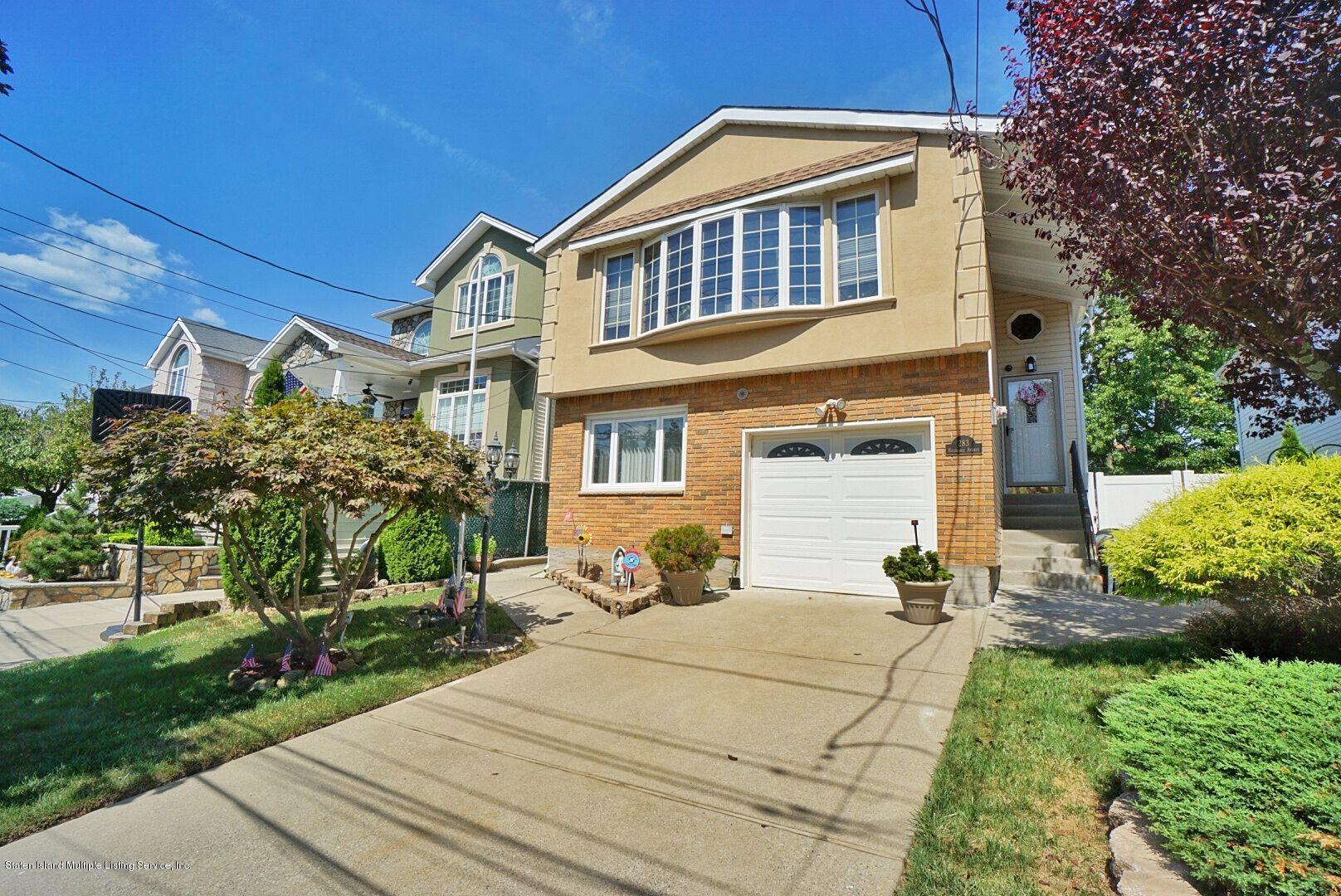 Single Family - Detached 283 Holdridge Avenue  Staten Island, NY 10312, MLS-1130000-36