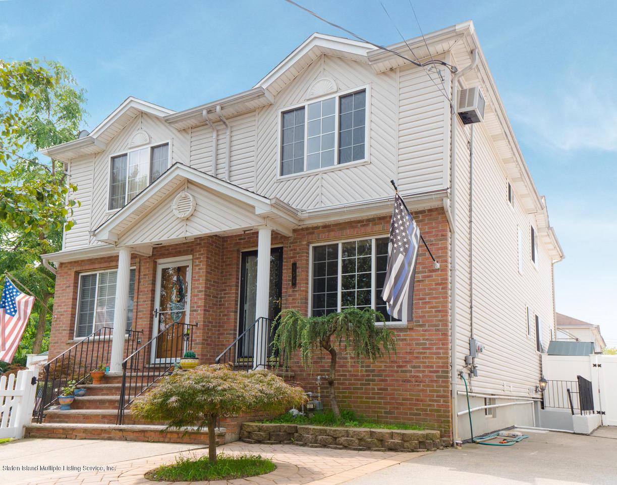 Single Family - Semi-Attached in Travis - 154 Alberta Avenue  Staten Island, NY 10314