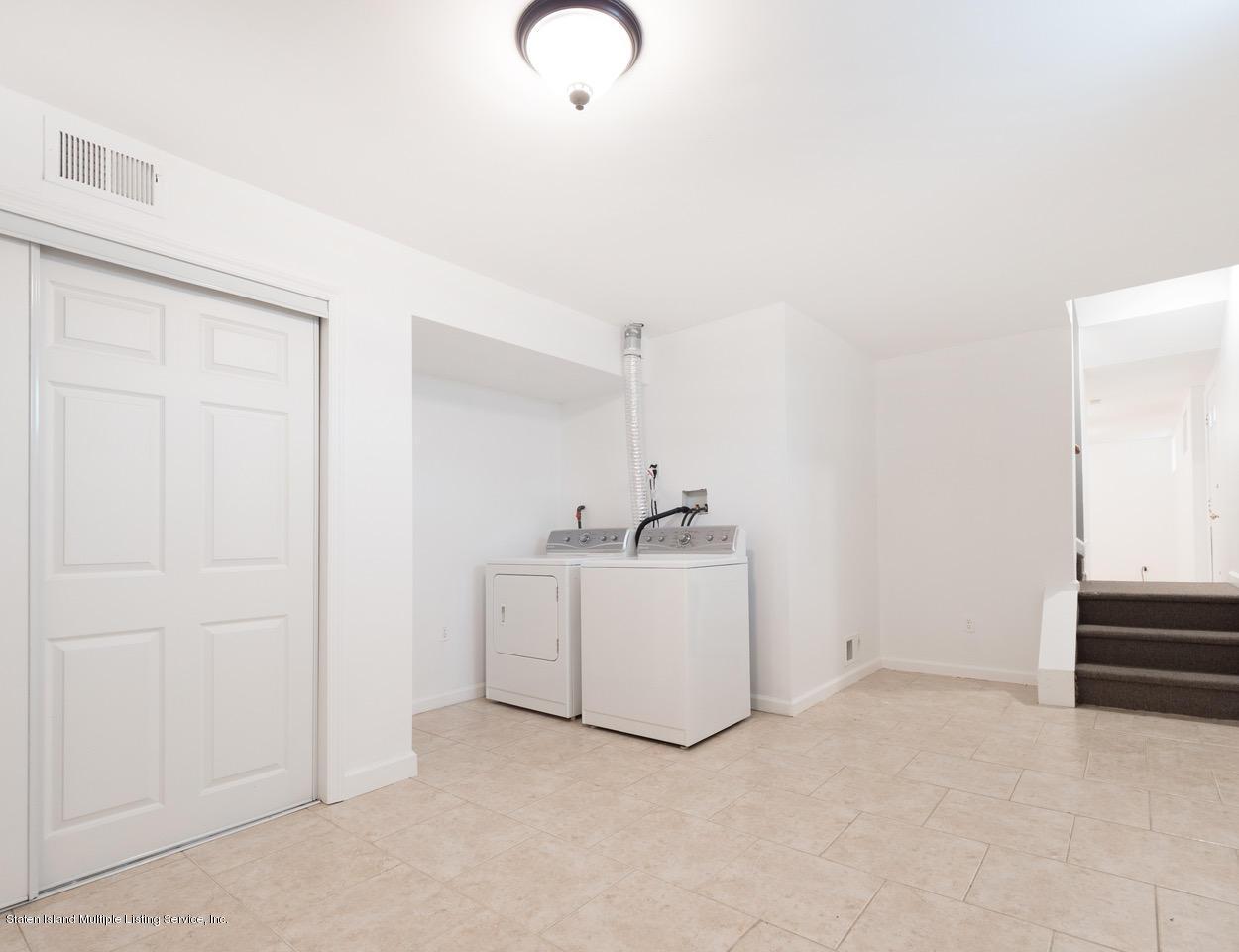 Single Family - Semi-Attached 154 Alberta Avenue  Staten Island, NY 10314, MLS-1131200-21