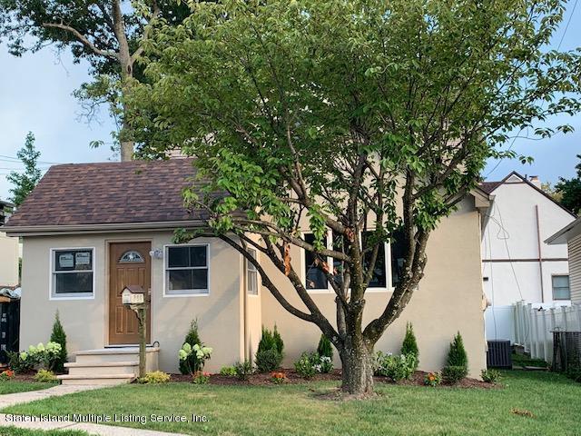 Single Family - Detached 70 Katan Avenue  Staten Island, NY 10308, MLS-1131558-2