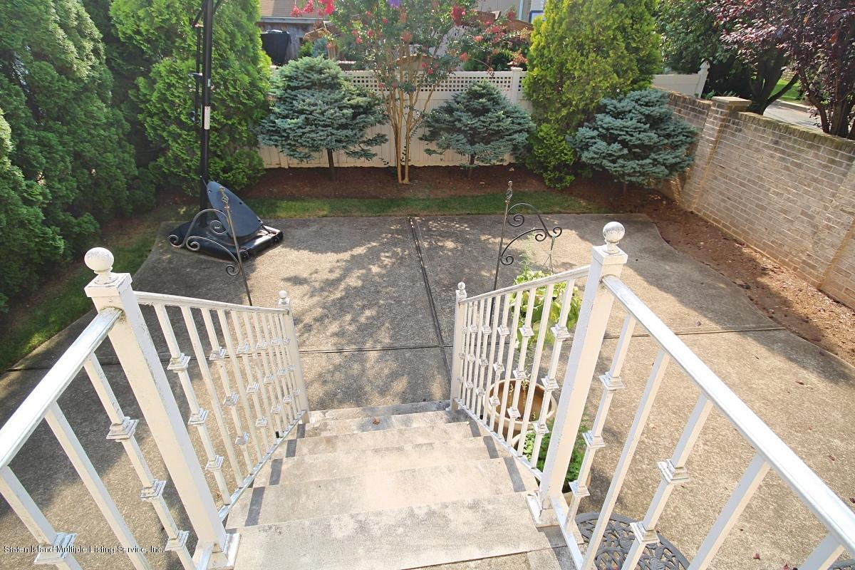 Two Family - Detached 145 Giegerich Avenue  Staten Island, NY 10307, MLS-1131572-28
