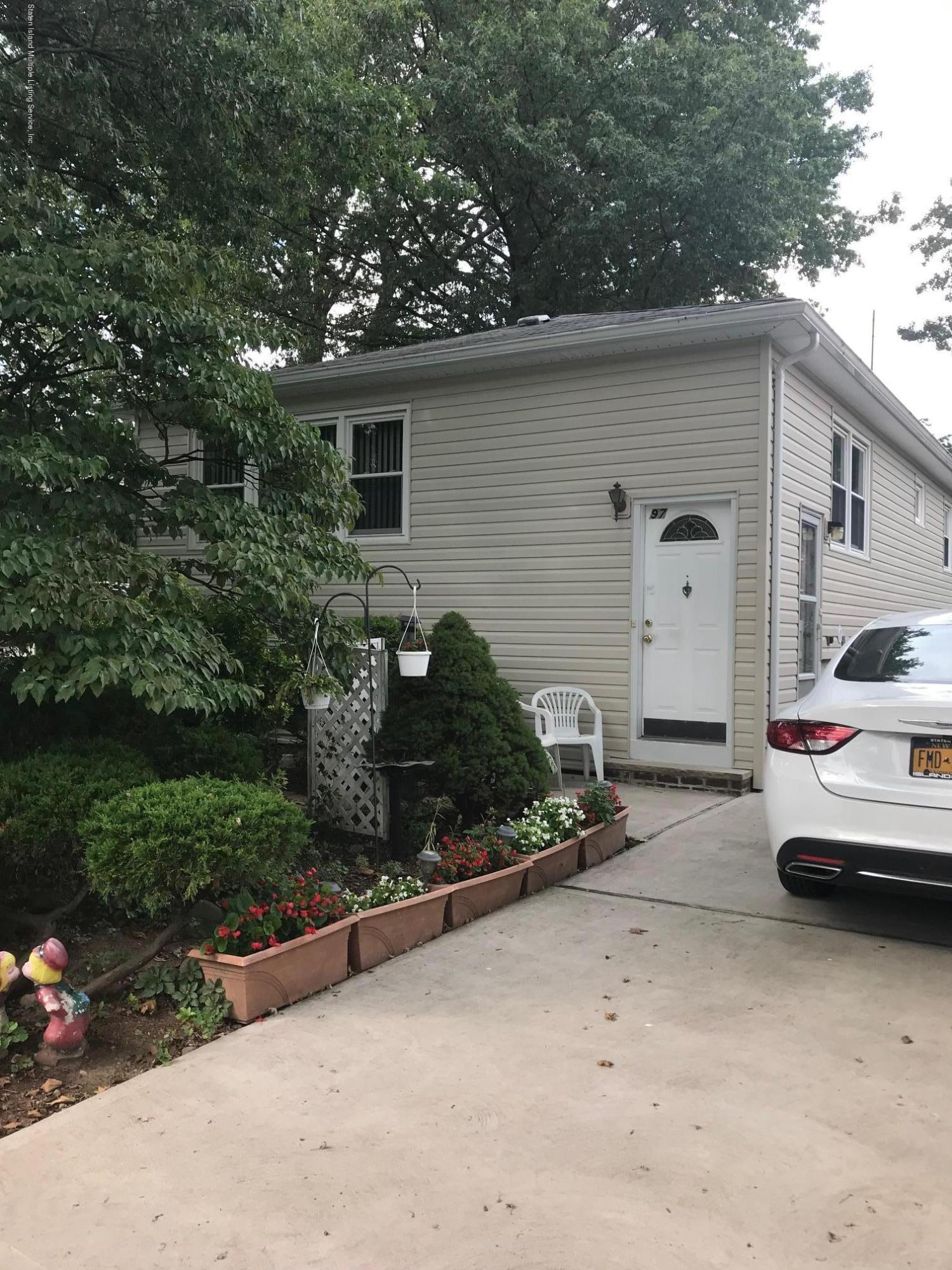 Single Family - Detached in Annadale - 97 Holcomb Avenue  Staten Island, NY 10312