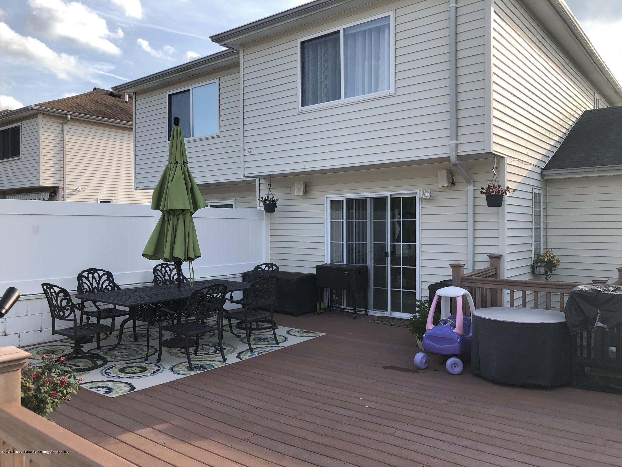 Two Family - Attached 791 Rossville Avenue  Staten Island, NY 10309, MLS-1131693-31