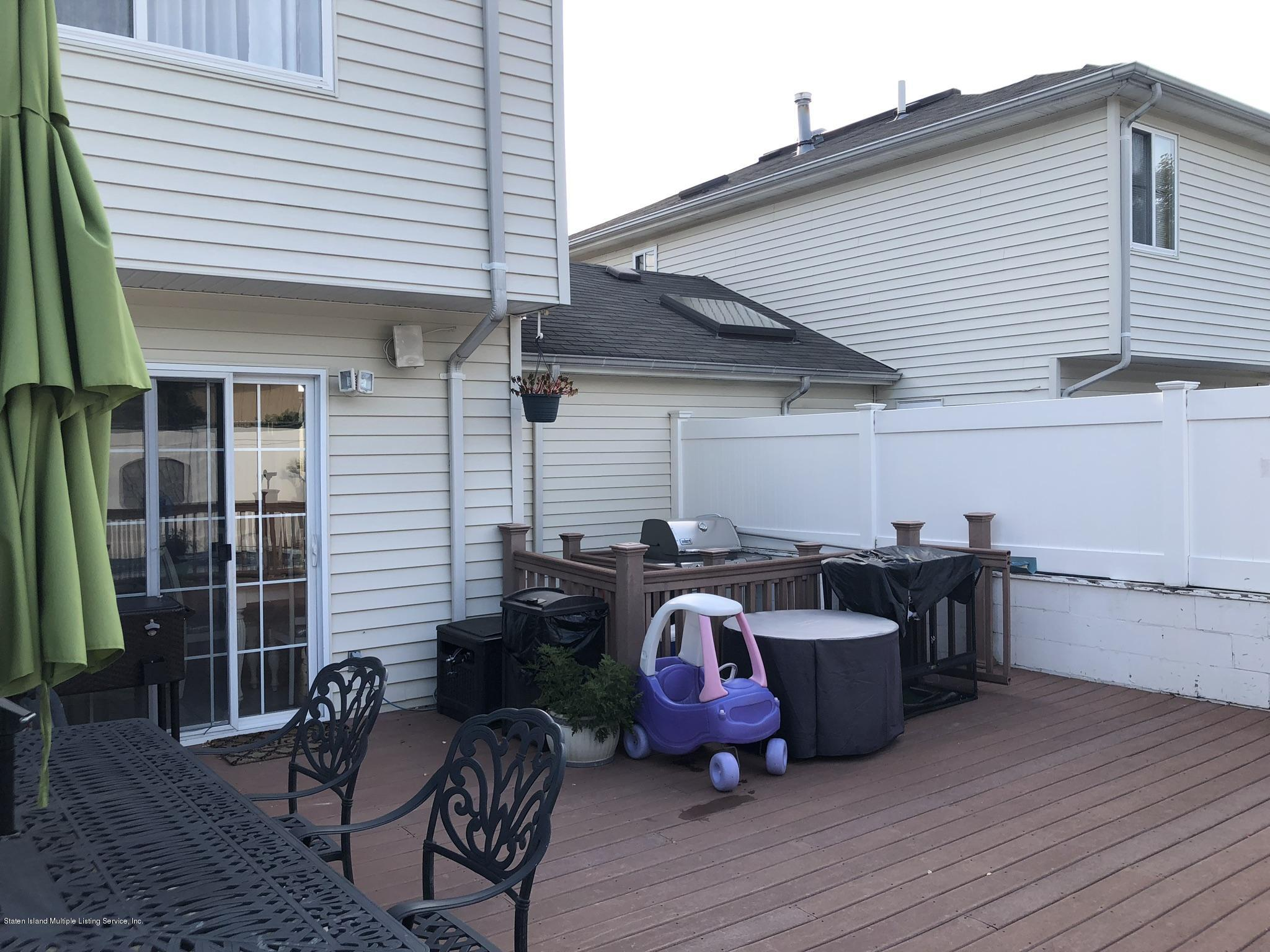 Two Family - Attached 791 Rossville Avenue  Staten Island, NY 10309, MLS-1131693-27
