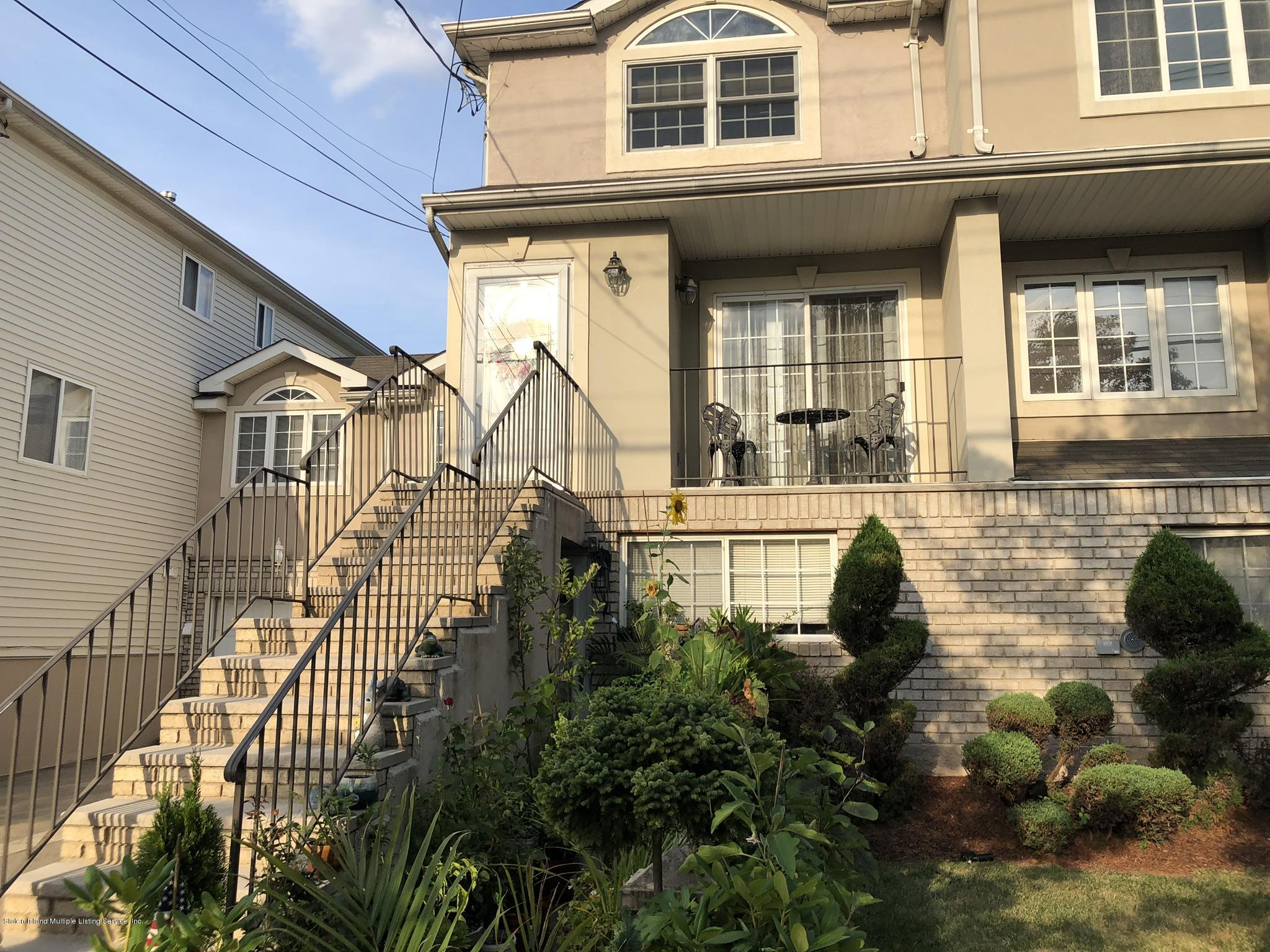 Two Family - Attached 791 Rossville Avenue  Staten Island, NY 10309, MLS-1131693-2