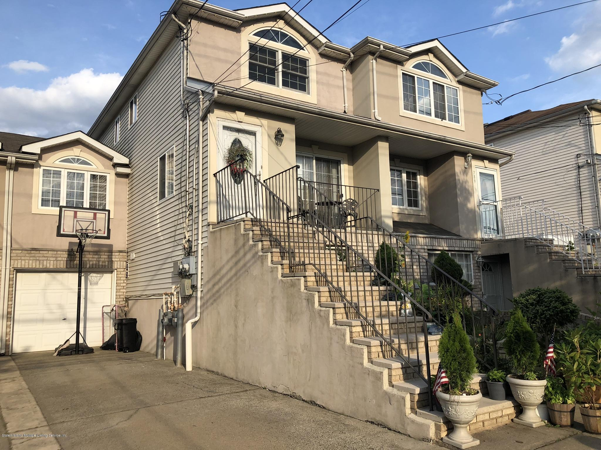 Two Family - Attached 791 Rossville Avenue  Staten Island, NY 10309, MLS-1131693-3