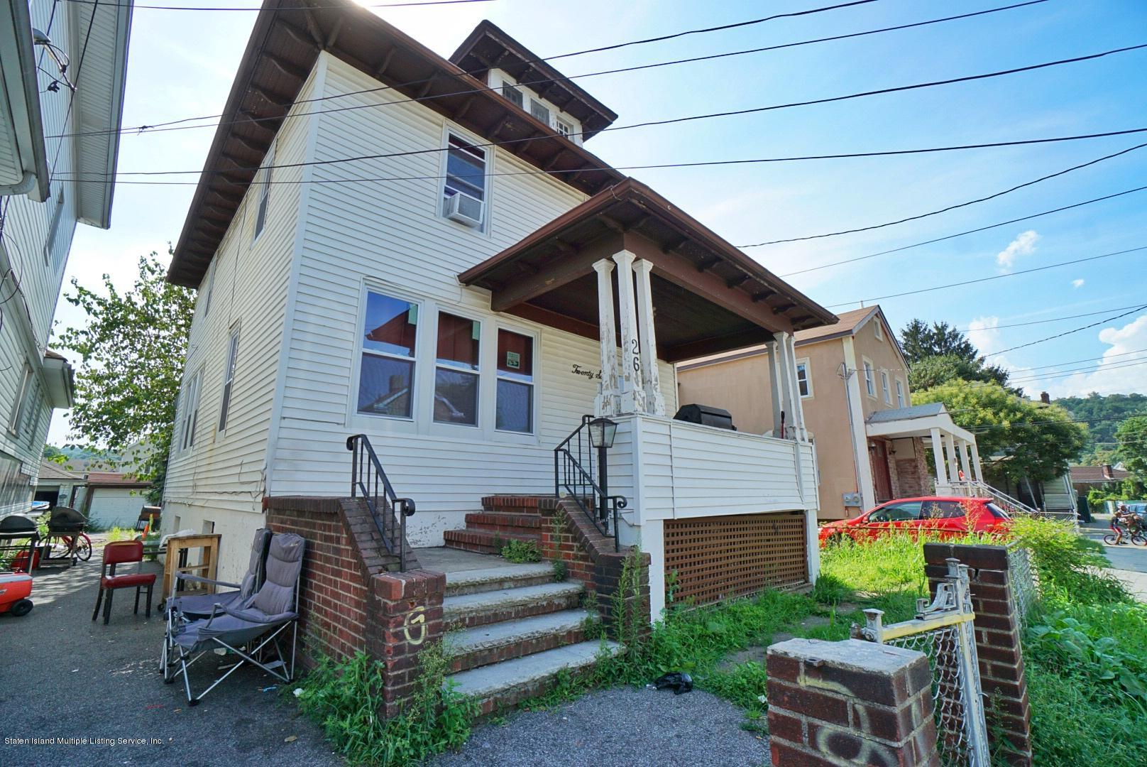 Single Family - Detached 26 Prince Street  Staten Island, NY 10304, MLS-1131017-17