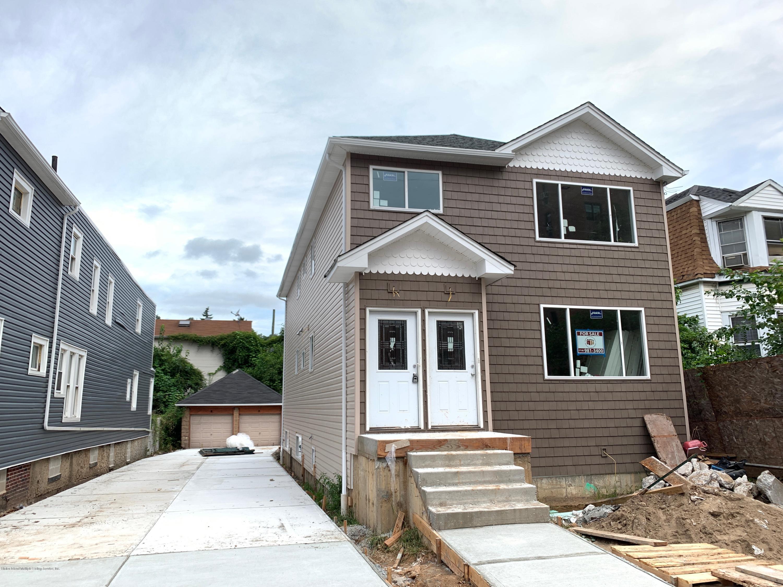 Two Family - Detached in Stapleton - 335 Vanderbilt Avenue  Staten Island, NY 10304