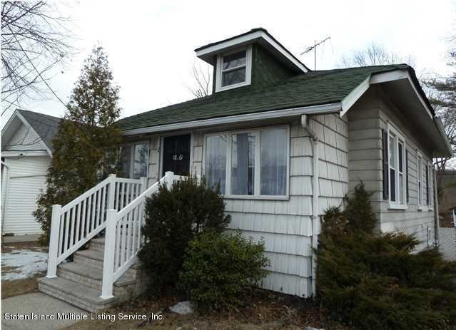 Single Family - Detached 1861 Richmond Avenue  Staten Island, NY 10314, MLS-1131840-2
