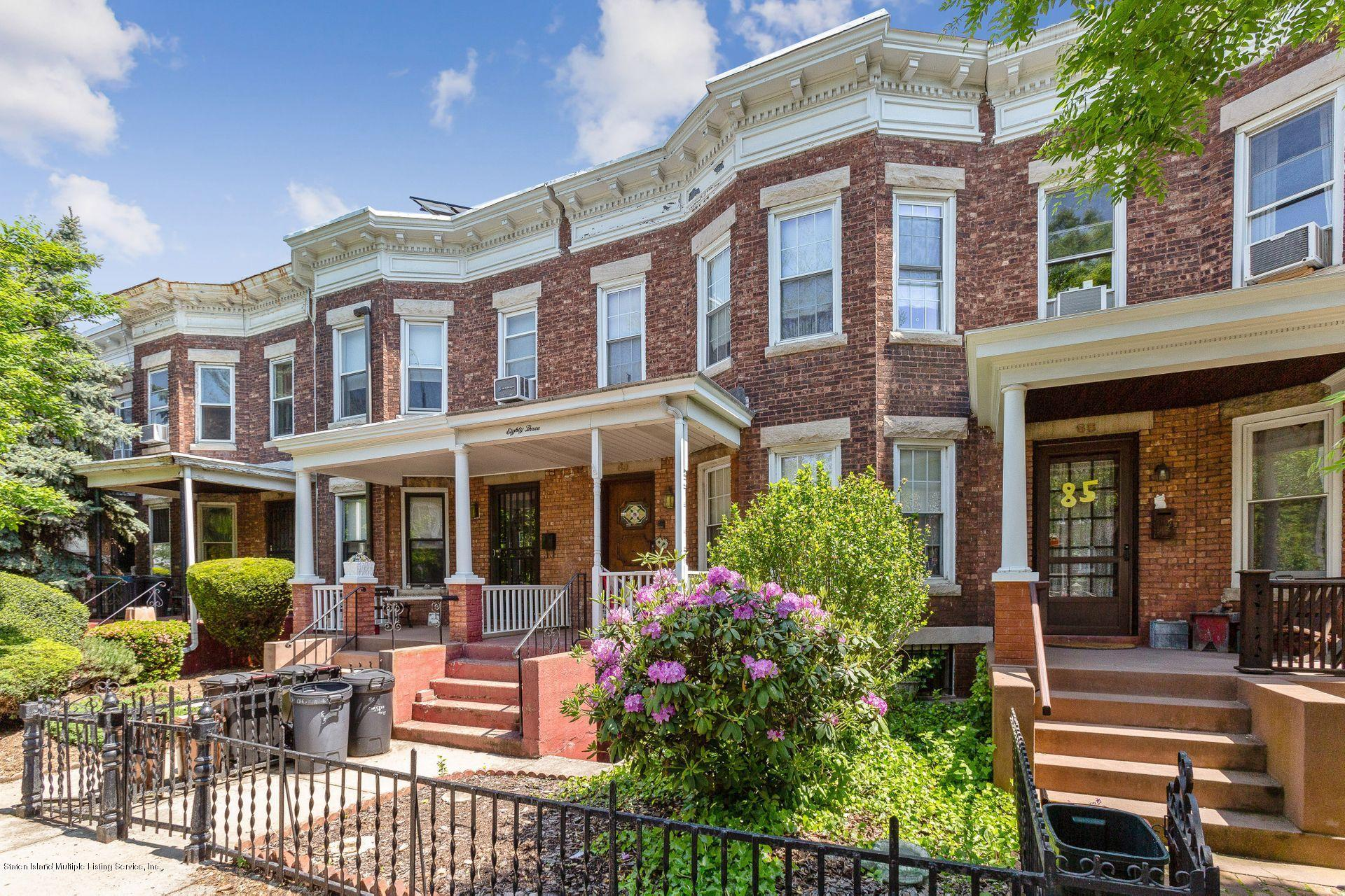 Single Family - Attached 83 Chester Avenue  Brooklyn, NY 11218, MLS-1131841-17