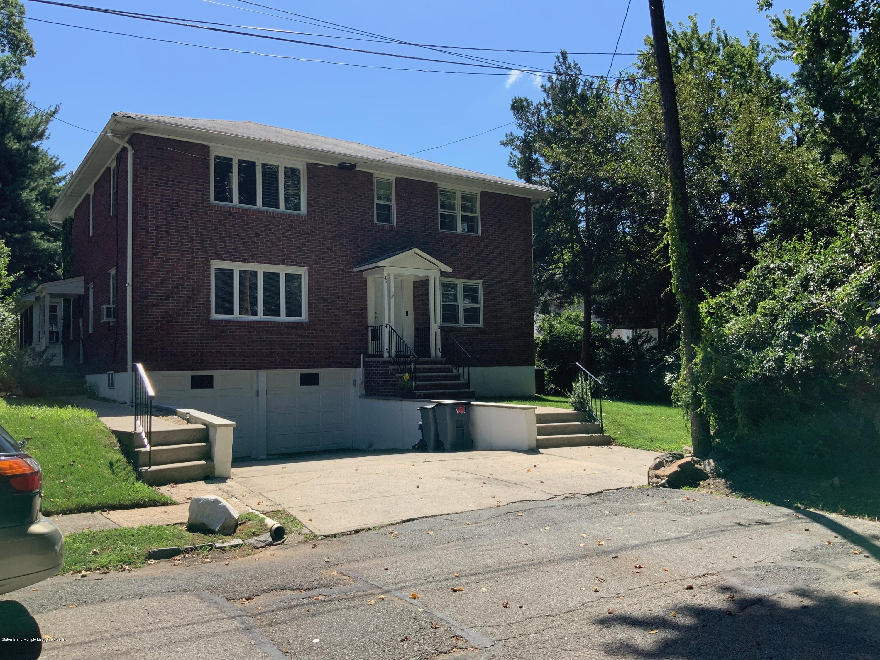 Two Family - Detached 42 Shaw Place  Staten Island, NY 10302, MLS-1131857-2