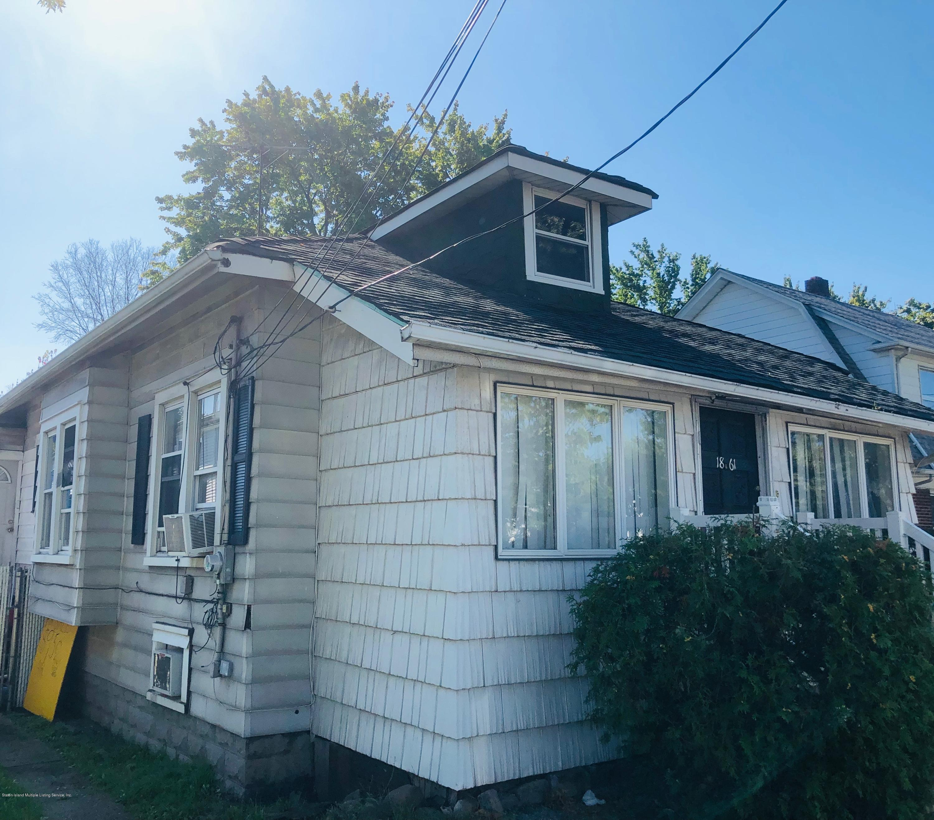 Single Family - Detached 1861 Richmond Avenue  Staten Island, NY 10314, MLS-1131840-3