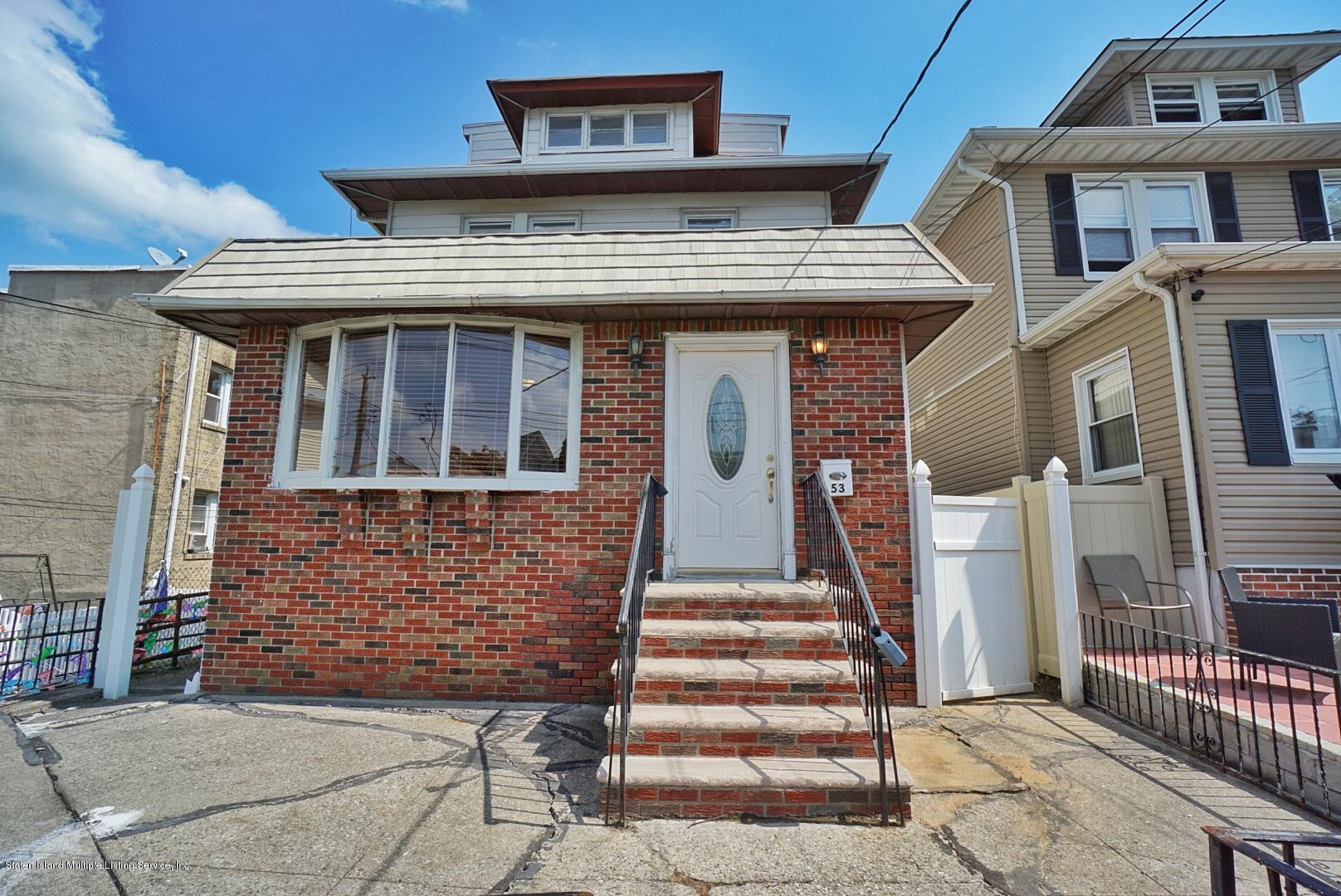 Single Family - Detached in West Brighton - 53 Dubois Avenue  Staten Island, NY 10310
