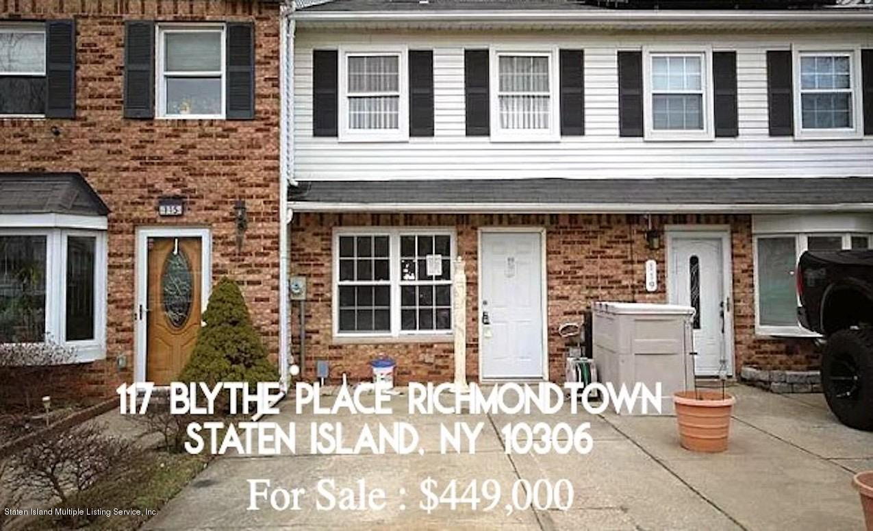 Single Family - Attached 117 Blythe Place  Staten Island, NY 10306, MLS-1131978-2