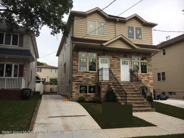 Single Family - Semi-Attached in Westerleigh - 477 Ingram Avenue  Staten Island, NY 10314