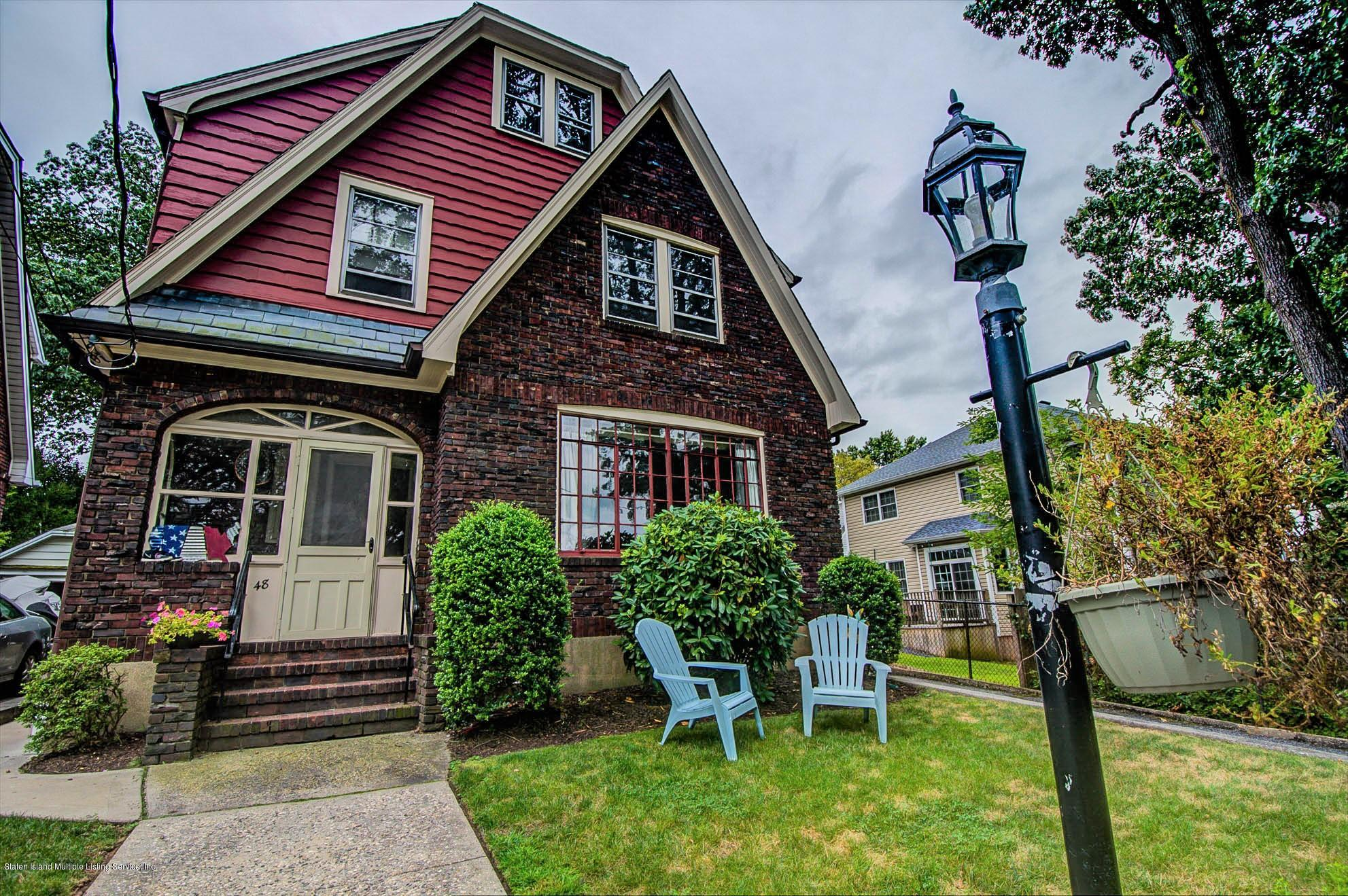 Single Family - Detached 48 Park Court  Staten Island, NY 10301, MLS-1131900-2