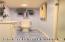 Basement 3/4 bathroom