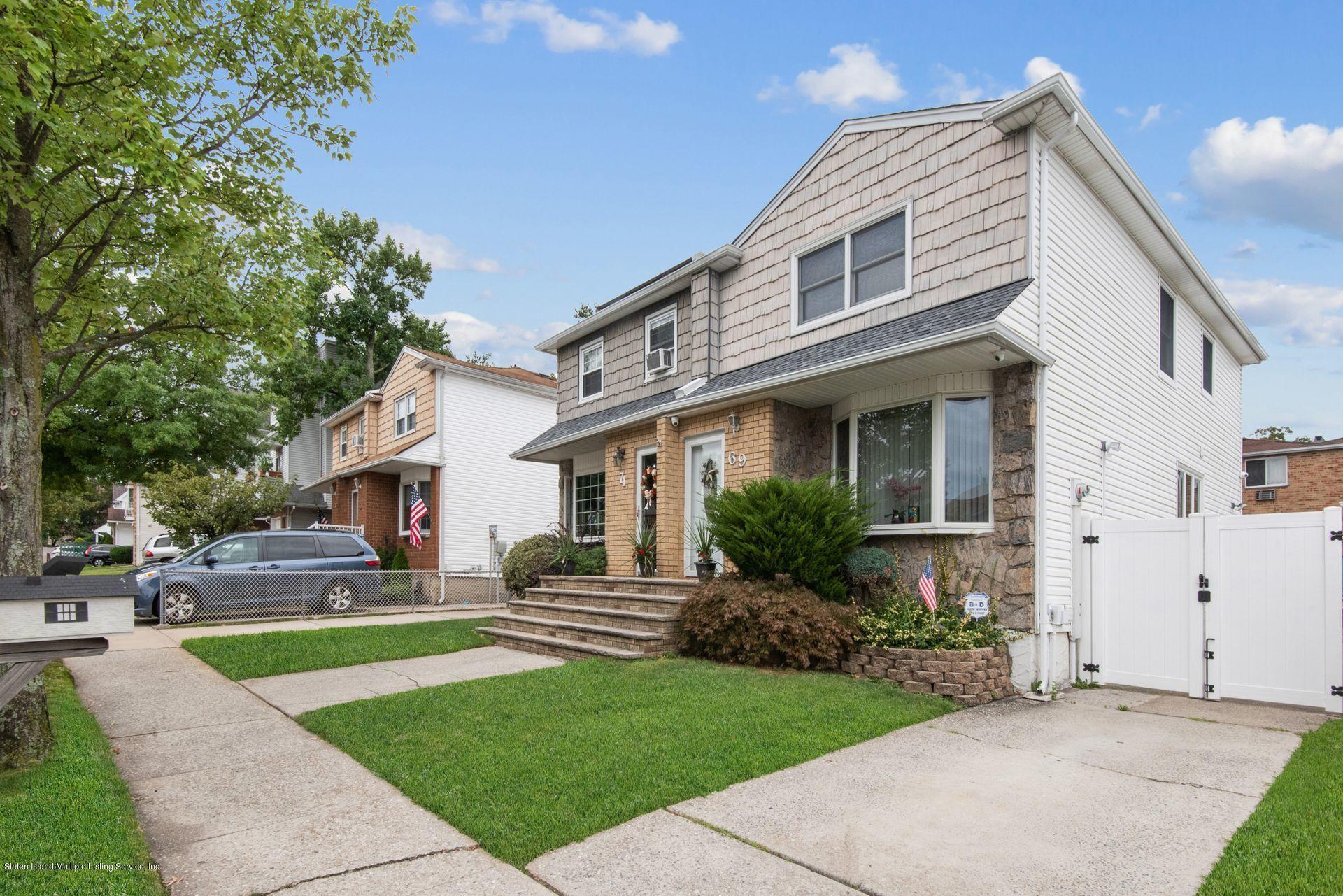 Single Family - Semi-Attached 69 Moffett Street  Staten Island, NY 10312, MLS-1131934-13