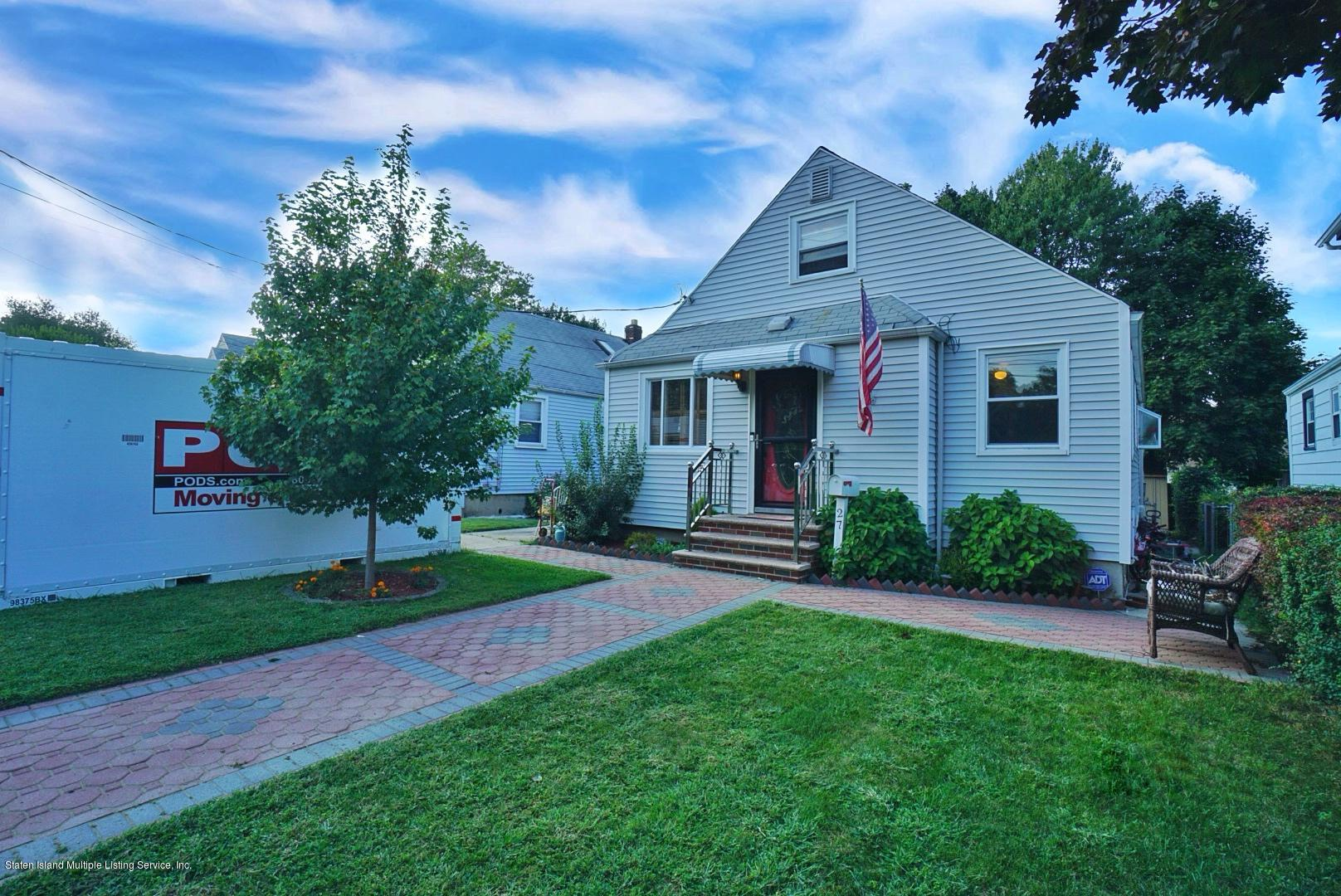 Single Family - Detached in Snug Harbor - 27 Linden Street  Staten Island, NY 10310