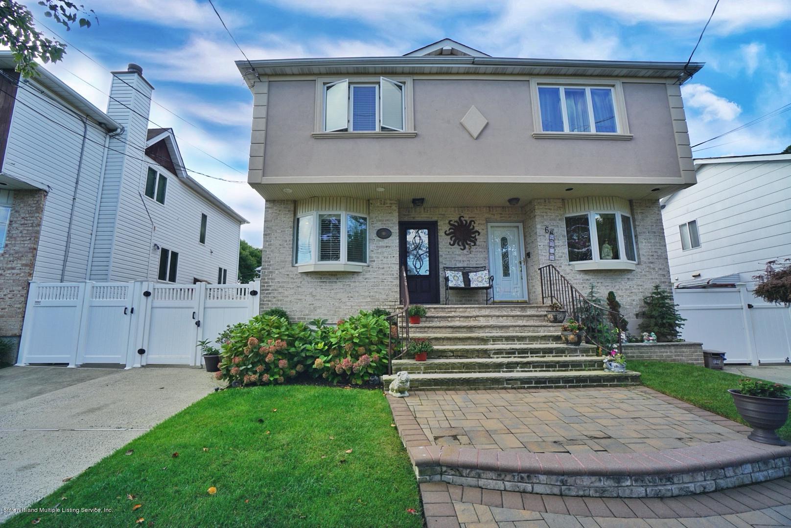 Single Family - Semi-Attached in Eltingville - 66 Reading Avenue  Staten Island, NY 10312
