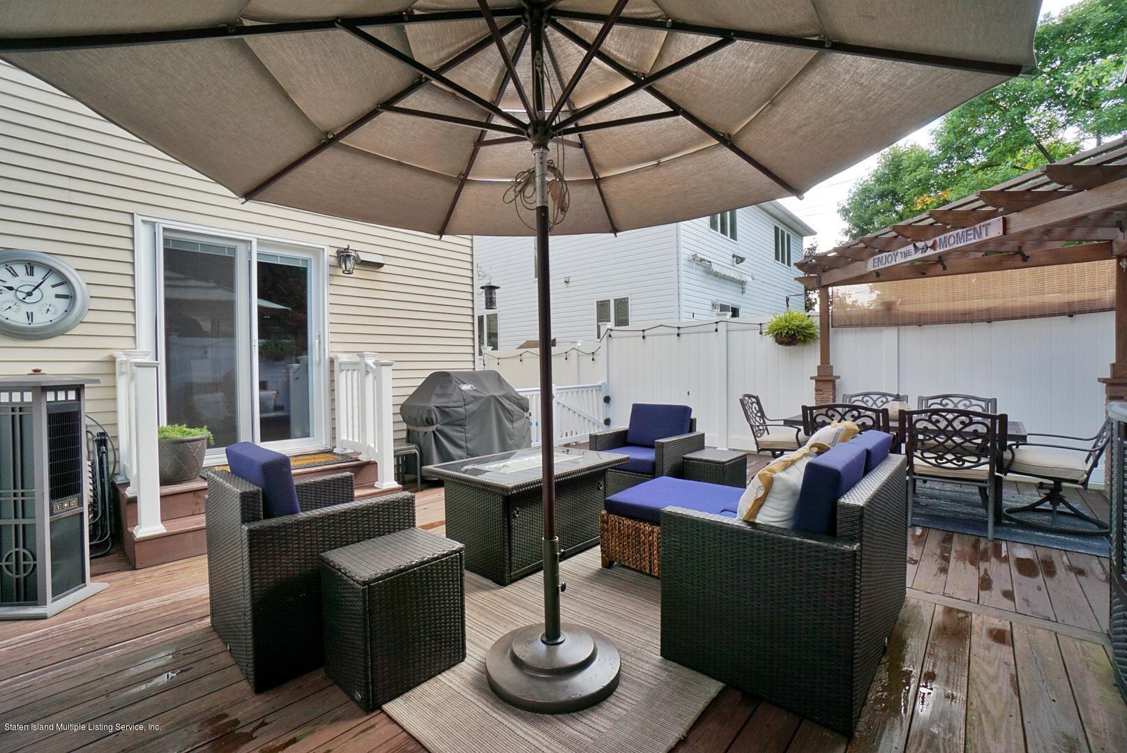 Single Family - Semi-Attached 66 Reading Avenue  Staten Island, NY 10312, MLS-1132256-21