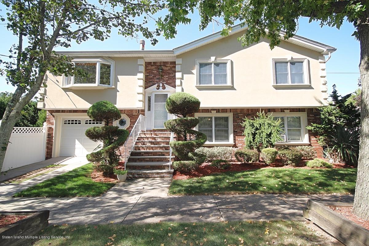 Two Family - Detached in S.E. Annadale - 65 Tyndale Street  Staten Island, NY 10312