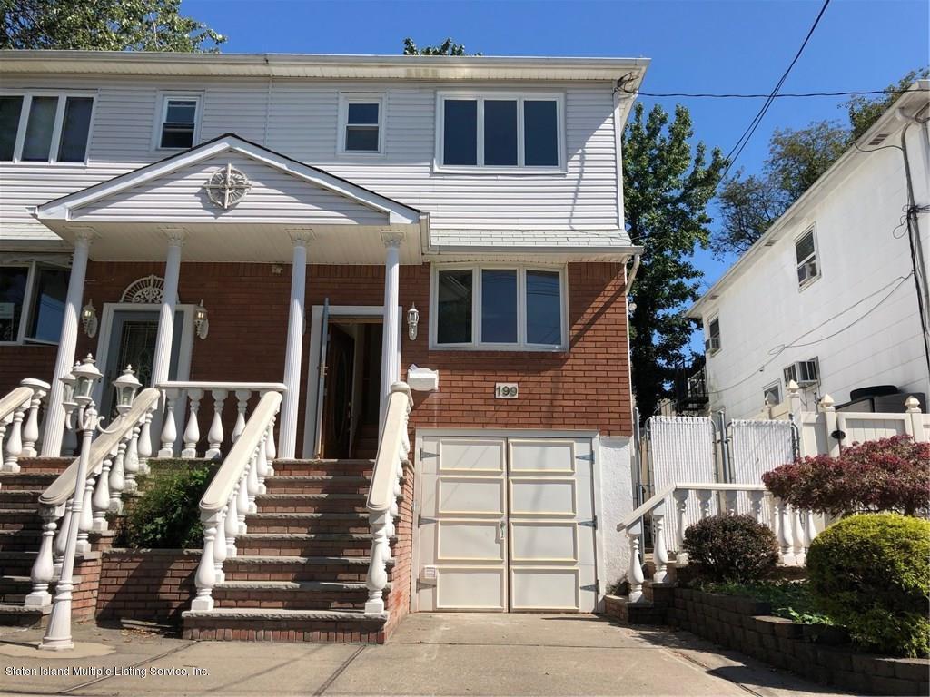 Single Family - Semi-Attached in Bay Terrace - 199 Bay Terrace  Staten Island, NY 10306