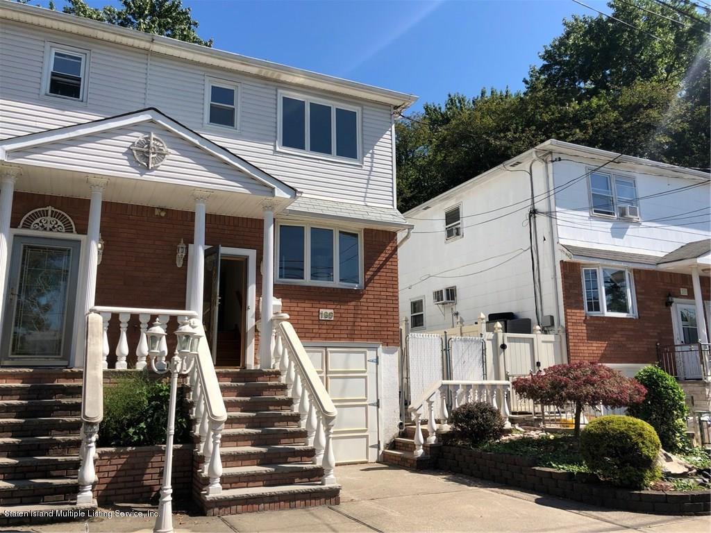 Single Family - Semi-Attached 199 Bay Terrace  Staten Island, NY 10306, MLS-1132336-2