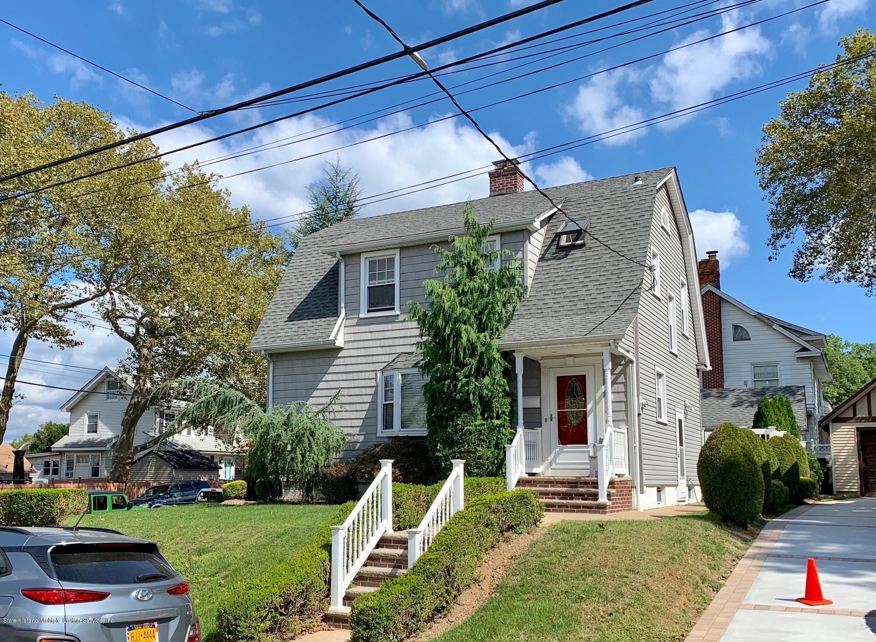 Single Family - Detached 195 Fairview Avenue  Staten Island, NY 10314, MLS-1132423-2