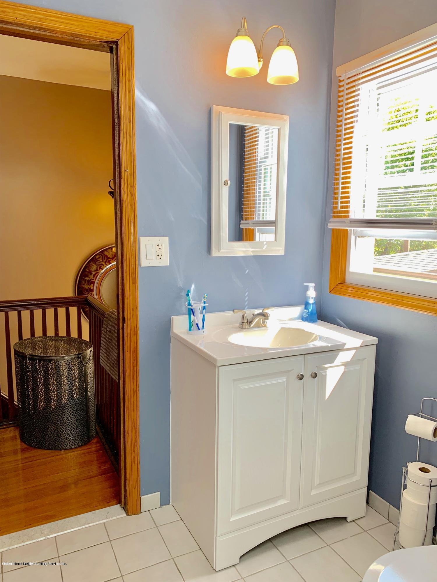Single Family - Detached 195 Fairview Avenue  Staten Island, NY 10314, MLS-1132423-21