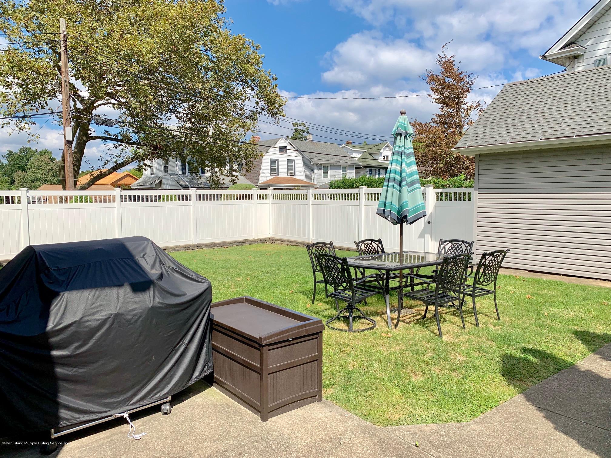 Single Family - Detached 195 Fairview Avenue  Staten Island, NY 10314, MLS-1132423-37