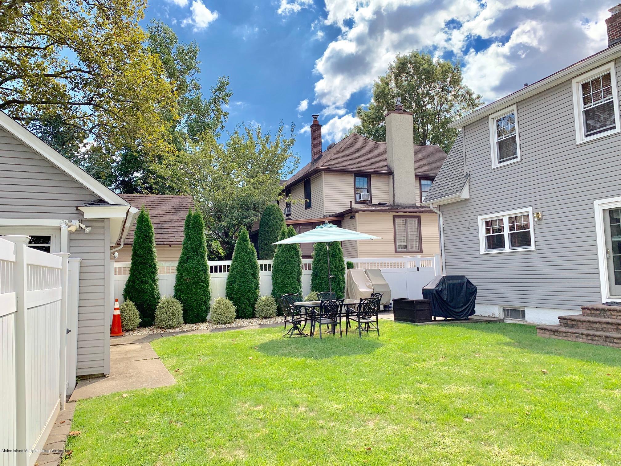 Single Family - Detached 195 Fairview Avenue  Staten Island, NY 10314, MLS-1132423-40