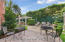 Private outdoor patio area for residents to enjoy at their leisure.