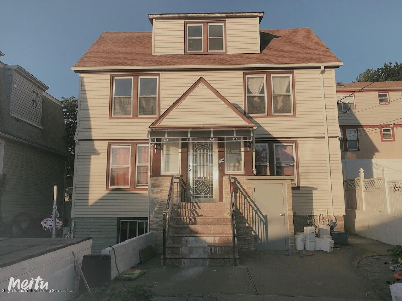 Two Family - Detached in South Beach - 34 Conger Street  Staten Island, NY 10305