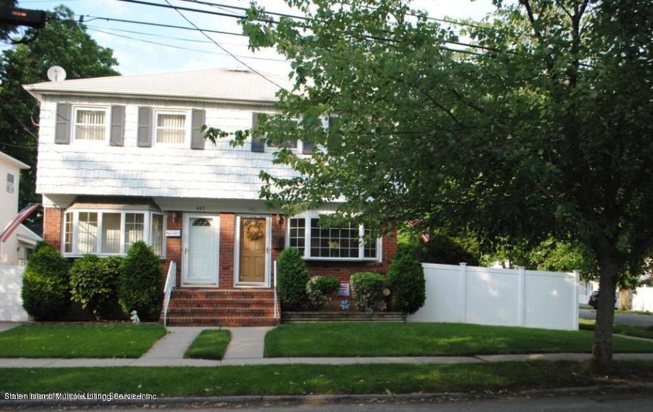 Single Family - Semi-Attached in Eltingville - 443 Beach Road  Staten Island, NY 10312