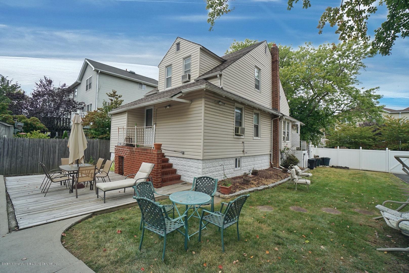 Single Family - Detached 42-44 Oceanic Avenue  Staten Island, NY 10312, MLS-1132674-19
