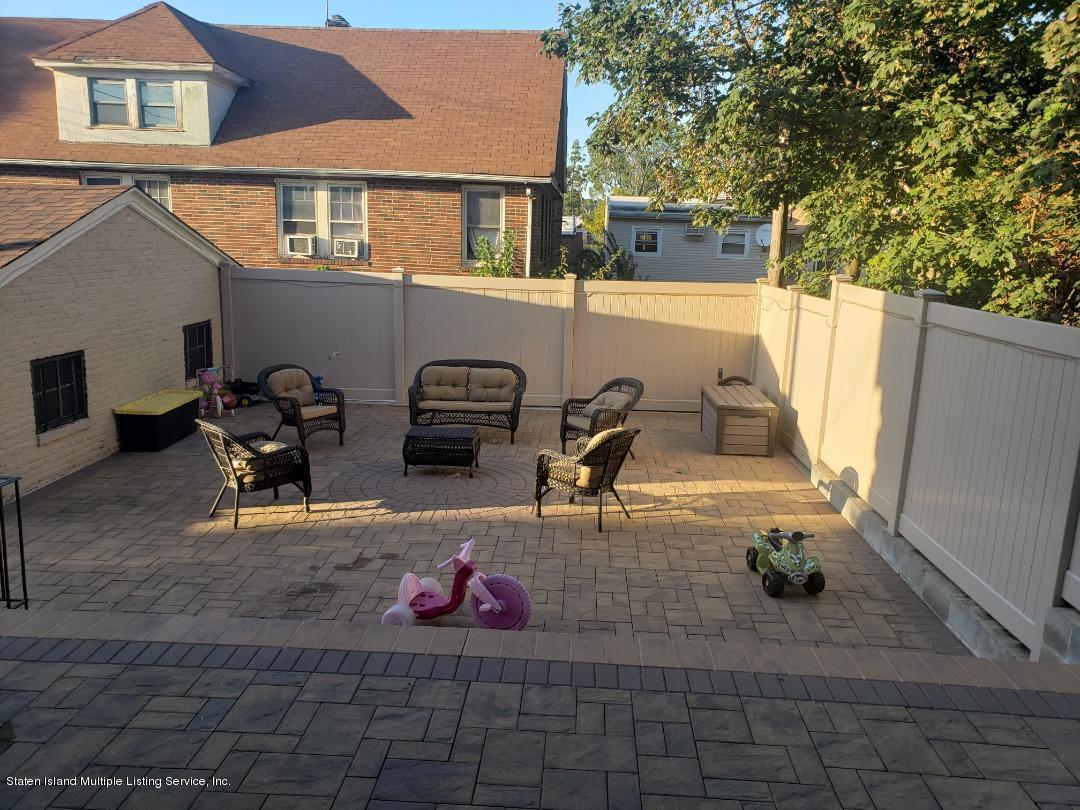 Single Family - Attached 315 Gordon Street  Staten Island, NY 10304, MLS-1132721-4