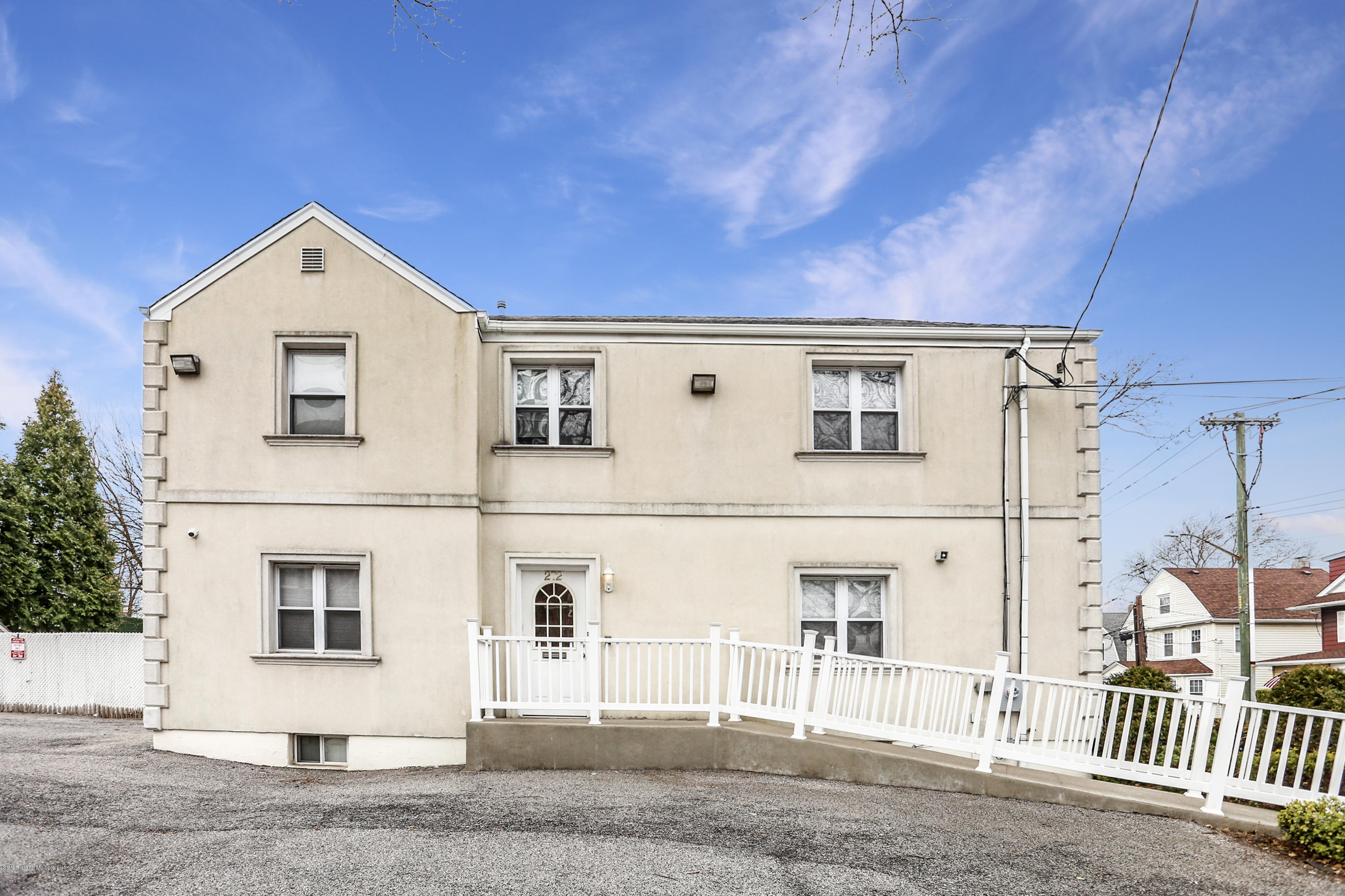 Two Family - Detached 272 Slosson Avenue  Staten Island, NY 10314, MLS-1132759-24