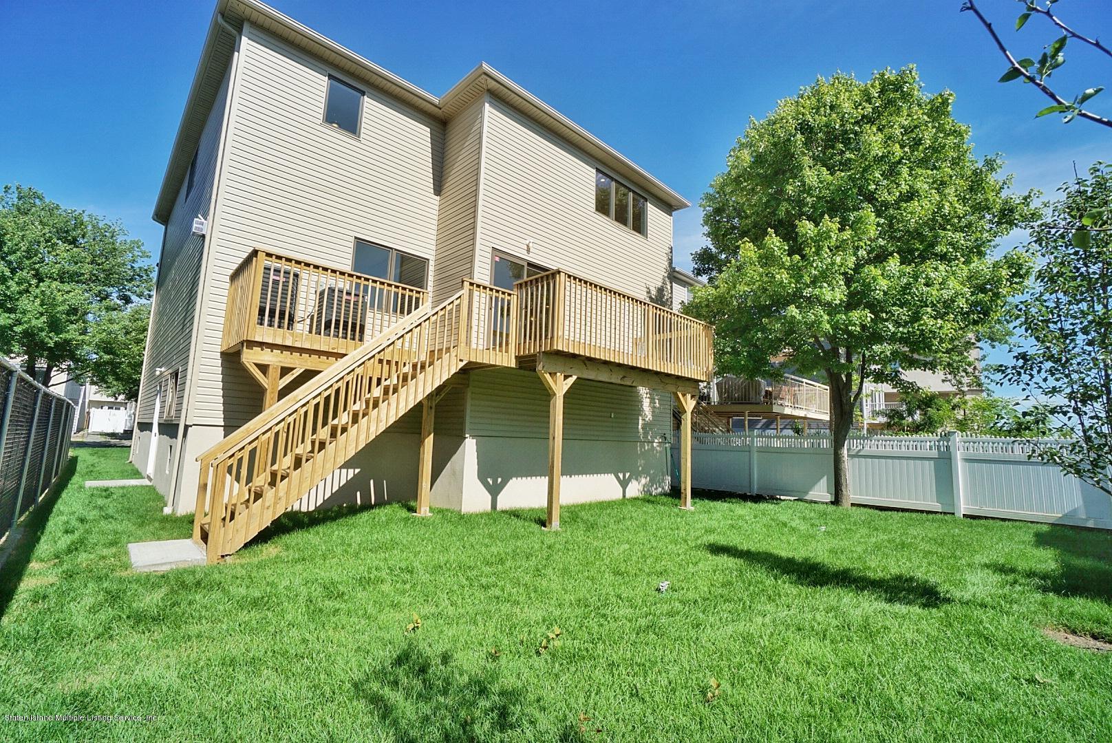 Single Family - Detached 678 Yetman Avenue  Staten Island, NY 10307, MLS-1132766-66