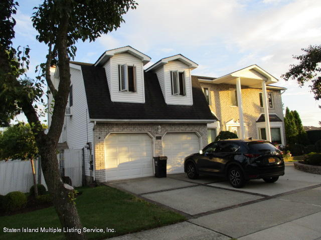 Two Family - Detached 436 Vineland Avenue  Staten Island, NY 10312, MLS-1132818-2