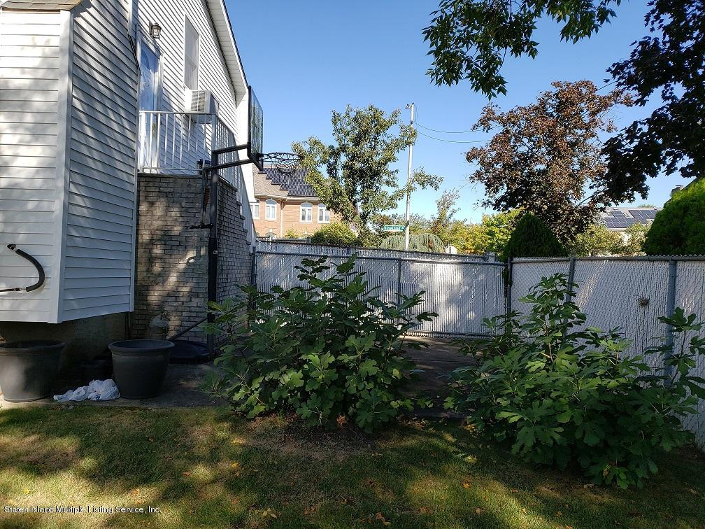 Two Family - Detached 436 Vineland Avenue  Staten Island, NY 10312, MLS-1132818-16