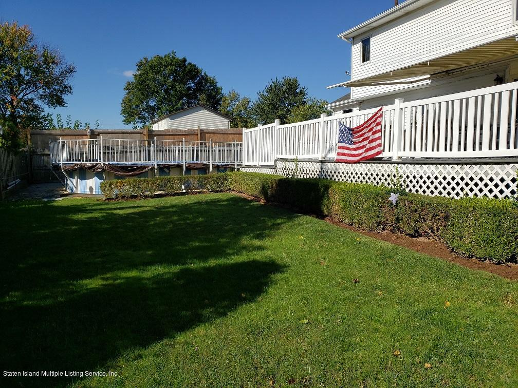 Two Family - Detached 436 Vineland Avenue  Staten Island, NY 10312, MLS-1132818-18