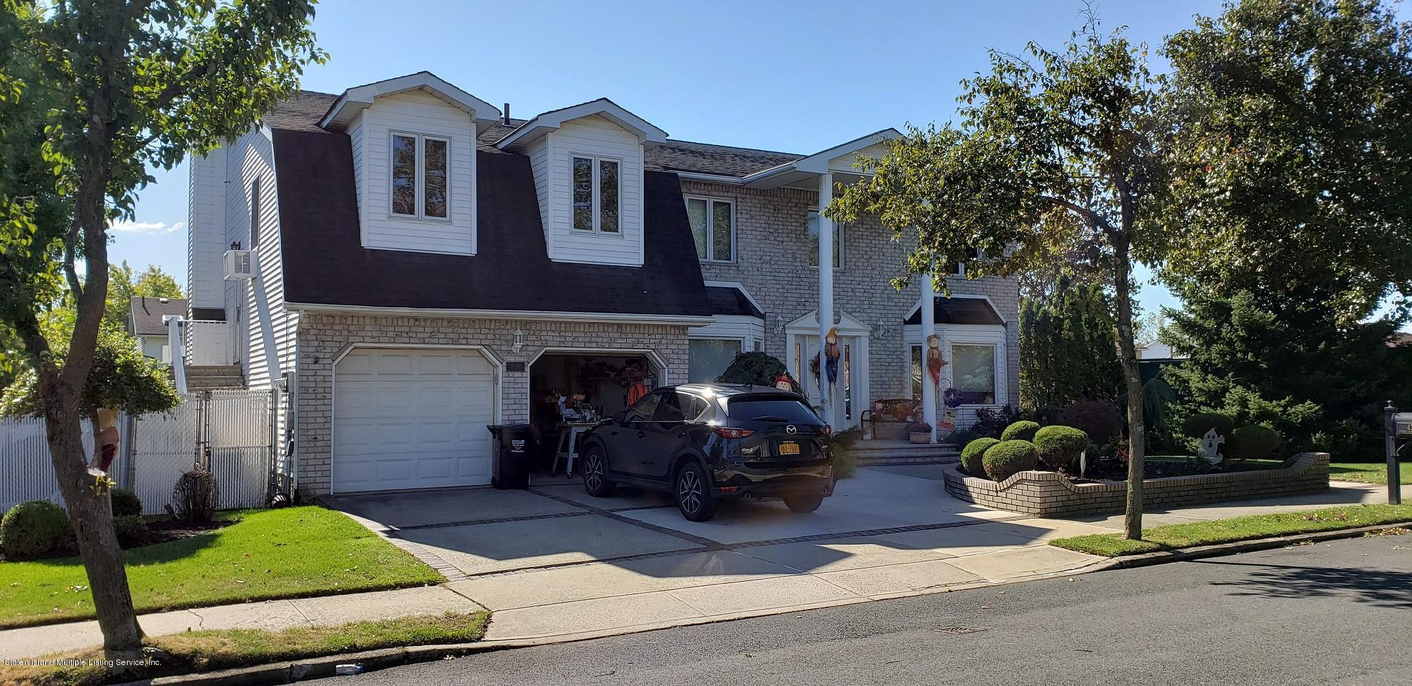 Two Family - Detached 436 Vineland Avenue  Staten Island, NY 10312, MLS-1132818-21